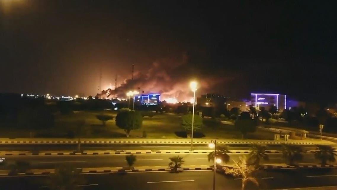الاستخبارات الأميركية: هجوم أرامكو جاء من إيران