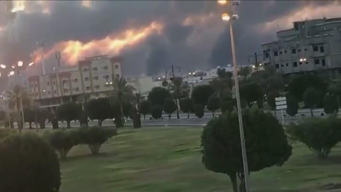 الرياض تكشف بالأدلة المسؤول عن هجمات أرامكو