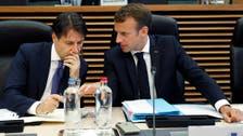 قمة فرنسية إيطالية لبحث تطورات الأوضاع في ليبيا