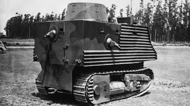 """""""معلبة"""" بـ""""سقف منزل"""".. هكذا ظهرت إحدى أسوأ الدبابات بالتاريخ"""