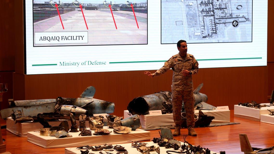 تركي المالكي يعرض أدلة على تورط إيران بهجوم أرامكو