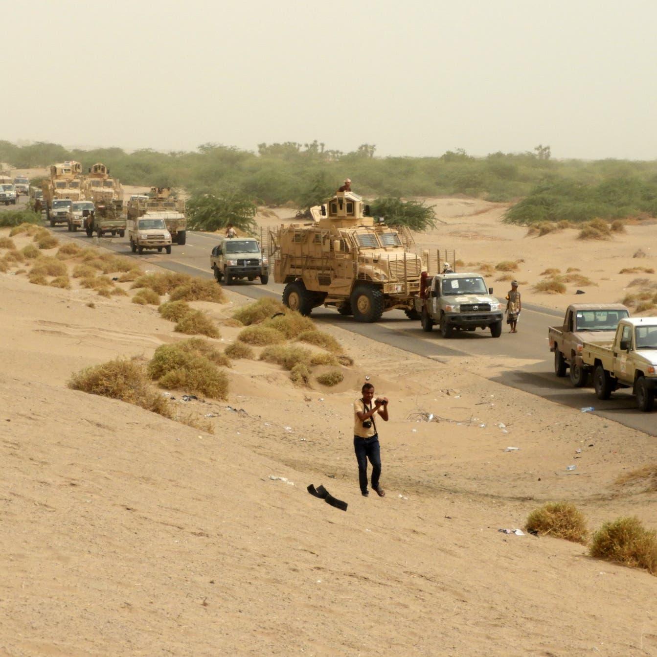 الجيش اليمني يصد هجوماً للحوثي في الدريهمي جنوب الحديدة