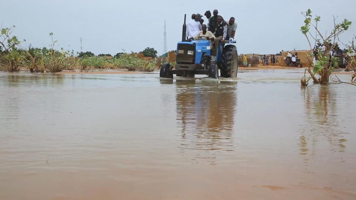 THUMBNAIL_ العربية ترصد معاناة متضرري الفيضانات في السودان