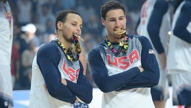 """نجم الـ""""ووريرز"""" ينوي المشاركة مع أميركا في أولمبياد طوكيو 2020"""