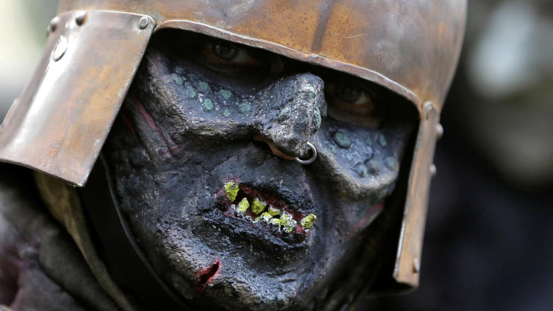 LOTR lord of the rings orc dress up 2018 - Reuters