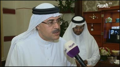 الناصر: تعويض العملاء تم من المخزونات داخل السعودية وخارجها