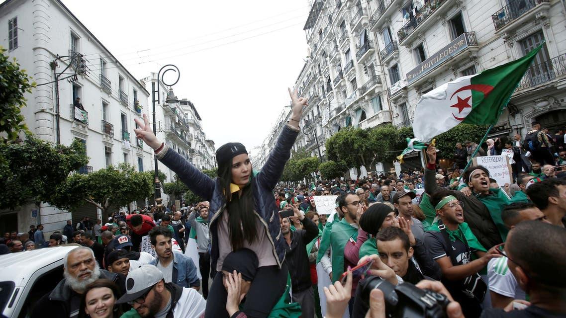 حراك الجزائر