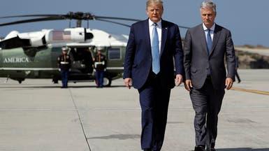 ترمب: لدي خيارات كثيرة للرد على إيران