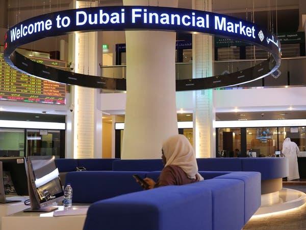 دبي تتصدر موجة تراجع بمعظم أسواق الخليج..وأبوظبي تصعد