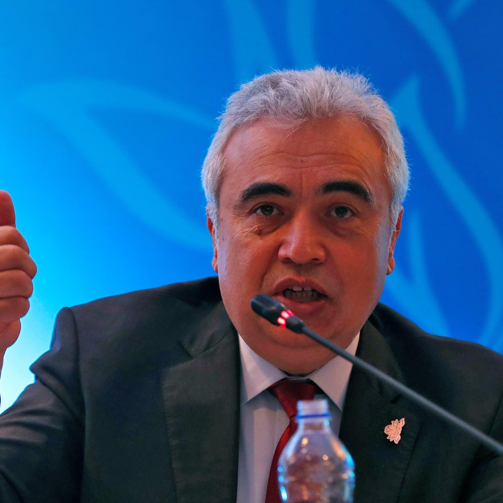 وكالة الطاقة الدولية تطمئن أسواق النفط بشأن الإمدادات