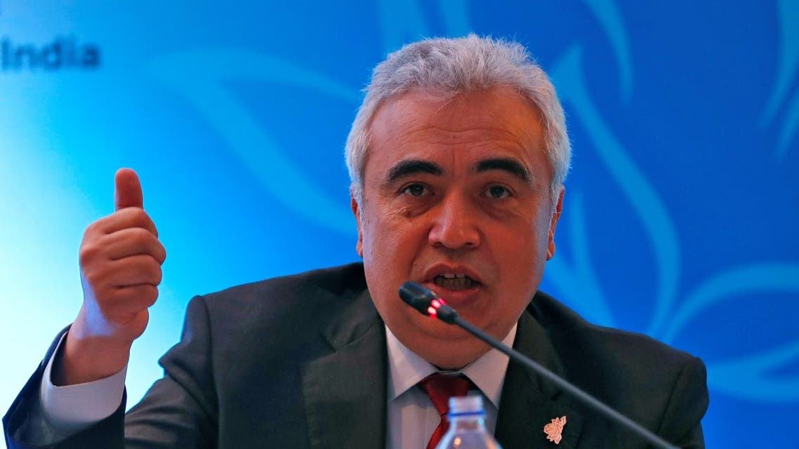 فاتح بيرول مدير عام الوكالة الدولية للطاقة