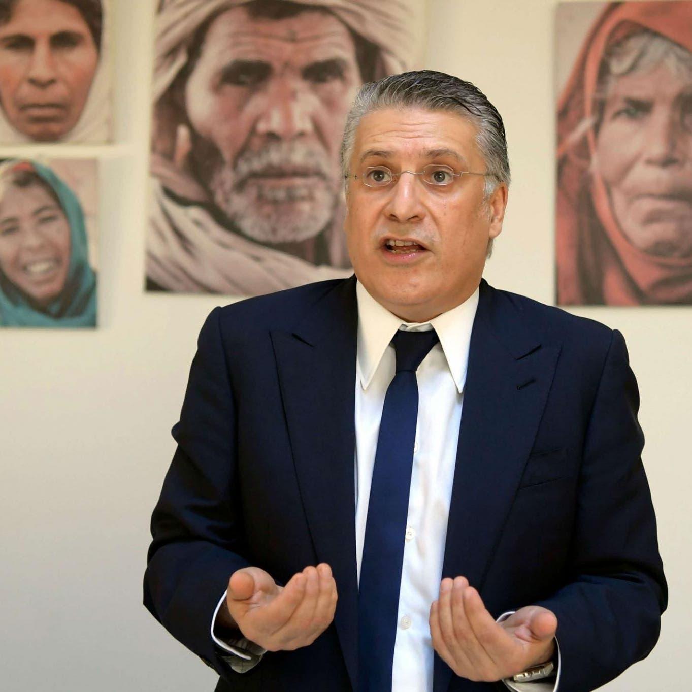"رئيس حزب ""قلب تونس"" مجدداً.. تغريم بـ7 ملايين دولار"