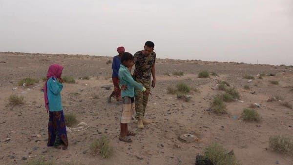 القوات المشتركة: زارعو ألغام حوثيون سيحاكمون بالإرهاب