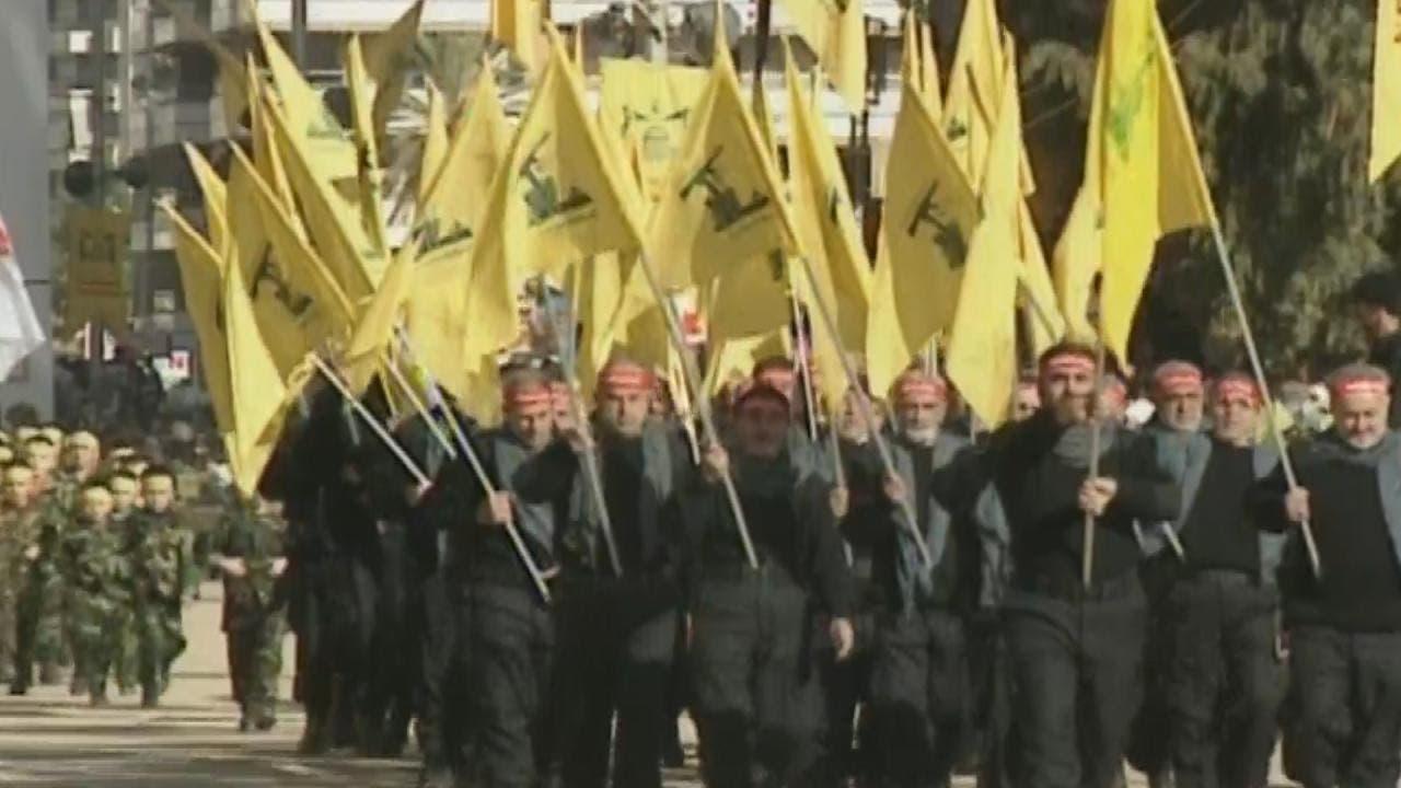 ميليشيات حزب الله في لبنان