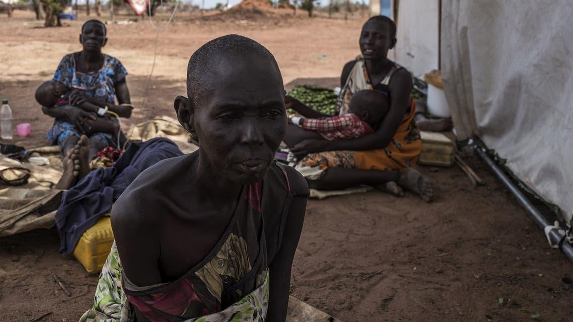 الكوليرا جنوب السودان