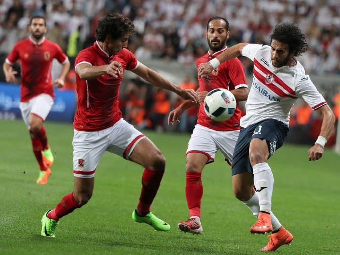 الاتحاد المصري: الدوري لن يعود قبل نهاية أبريل