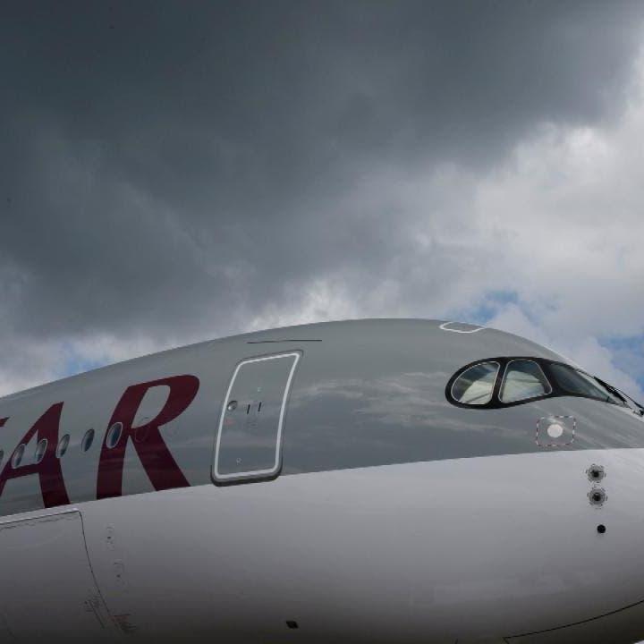 الخطوط القطرية تخفض رواتب الطيارين بـ 25%