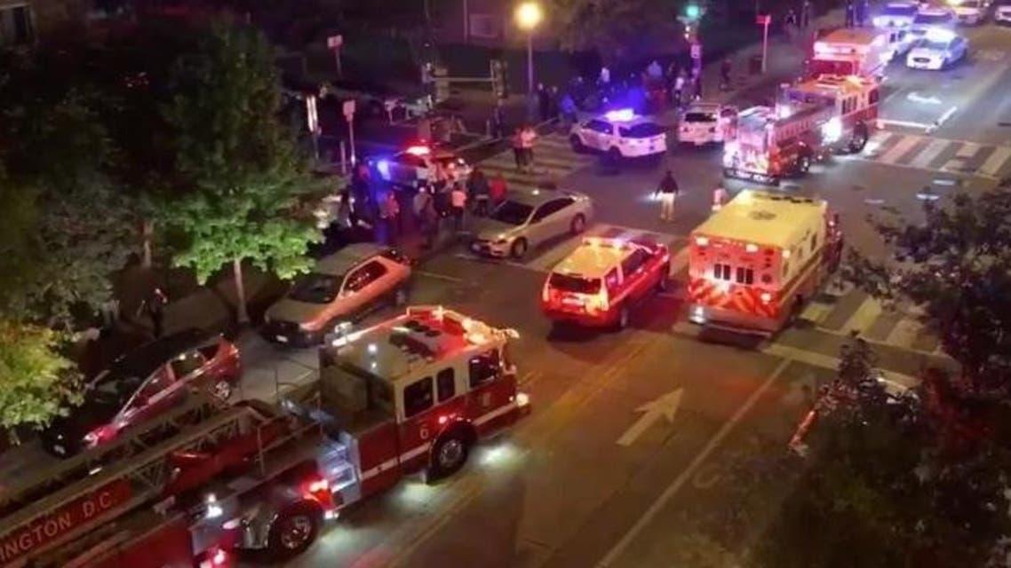 Washington DC Shooting