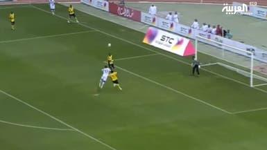 النصر لا يخسر بعد خروجه من دوري أبطال آسيا