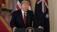 President Trump says he expects sanctions to work on Iran