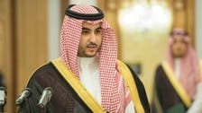 Saudi Arabia stands with Iraq, says Vice Defense Minister Prince Khalid