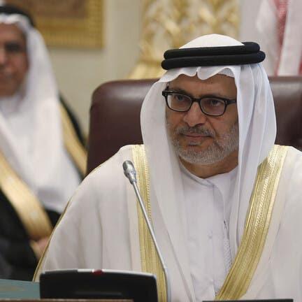 قرقاش: قرار التحالف بقيادة السعودية وقف النار باليمن حكيم ومسؤول