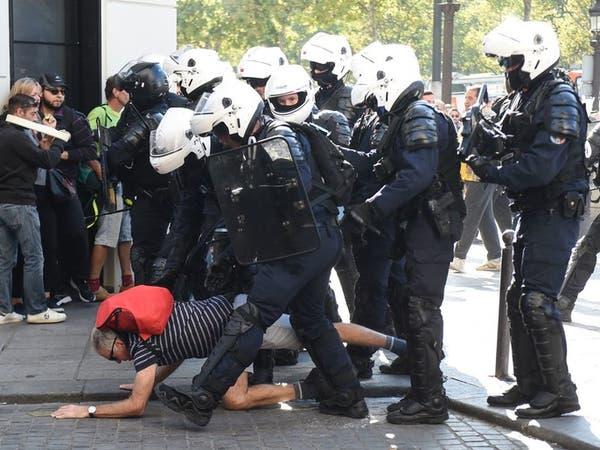 3 مسيرات بيوم واحد.. والشرطة الفرنسية تتأهب