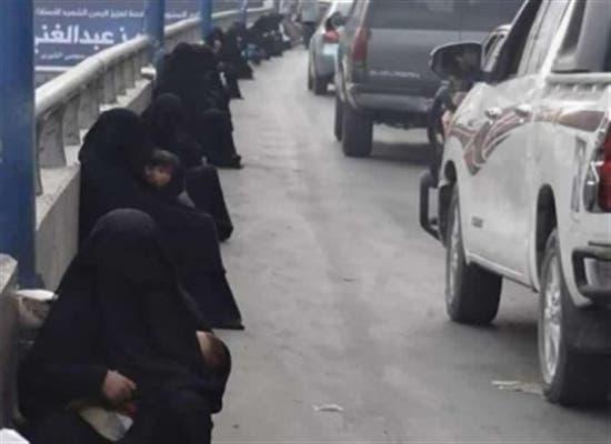 انتشار مخيف للمتسولين في صنعاء