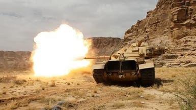 صعدة.. الجيش اليمني يهاجم تعزيزات حوثية في الصفراء