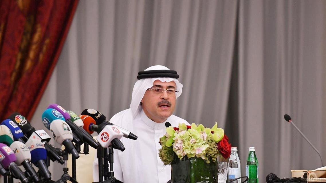 Saudi Aramco CEO Amin Nasser. (Reuters)