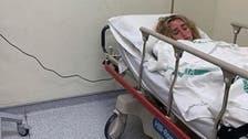 بعد أيام من زفافها.. هنا الزاهد في المستشفى