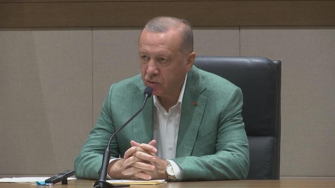 THUMBNAIL_ أردوغان: مستعدون لاطلاق عملية عسكرية من جانب واحد في سوريا
