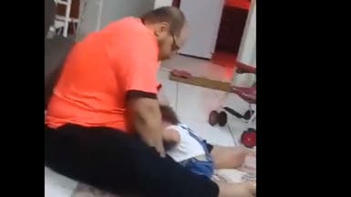 هكذا تفاعل النجوم مع فيديو تعذيب رضيعة على يد والدها