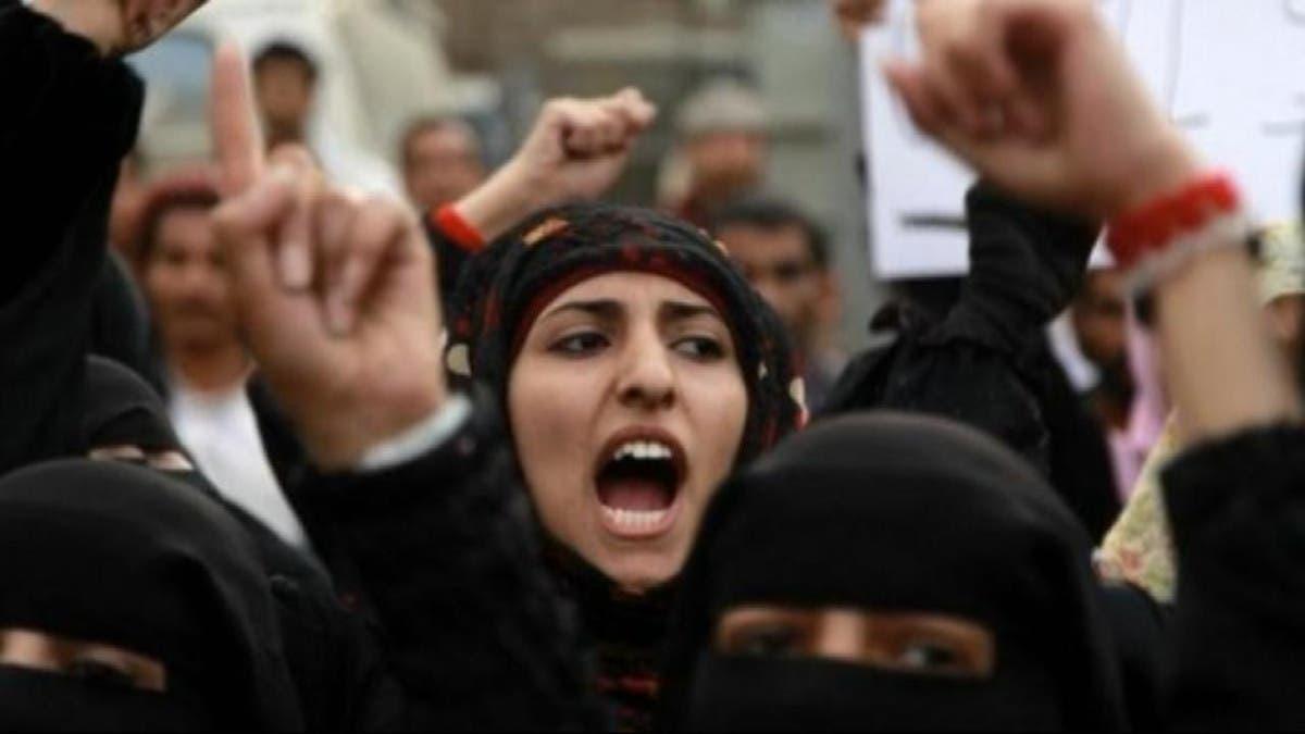 مئات النساء بمعتقلات الحوثي.. خطف واعتداءات جسيمة