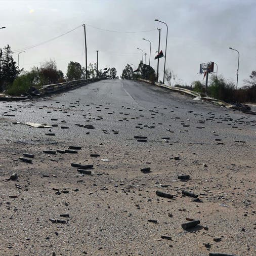 """ليبيا.. الجيش يبدأ هجوماً واسعاً على """"الوفاق"""" جنوب طرابلس"""