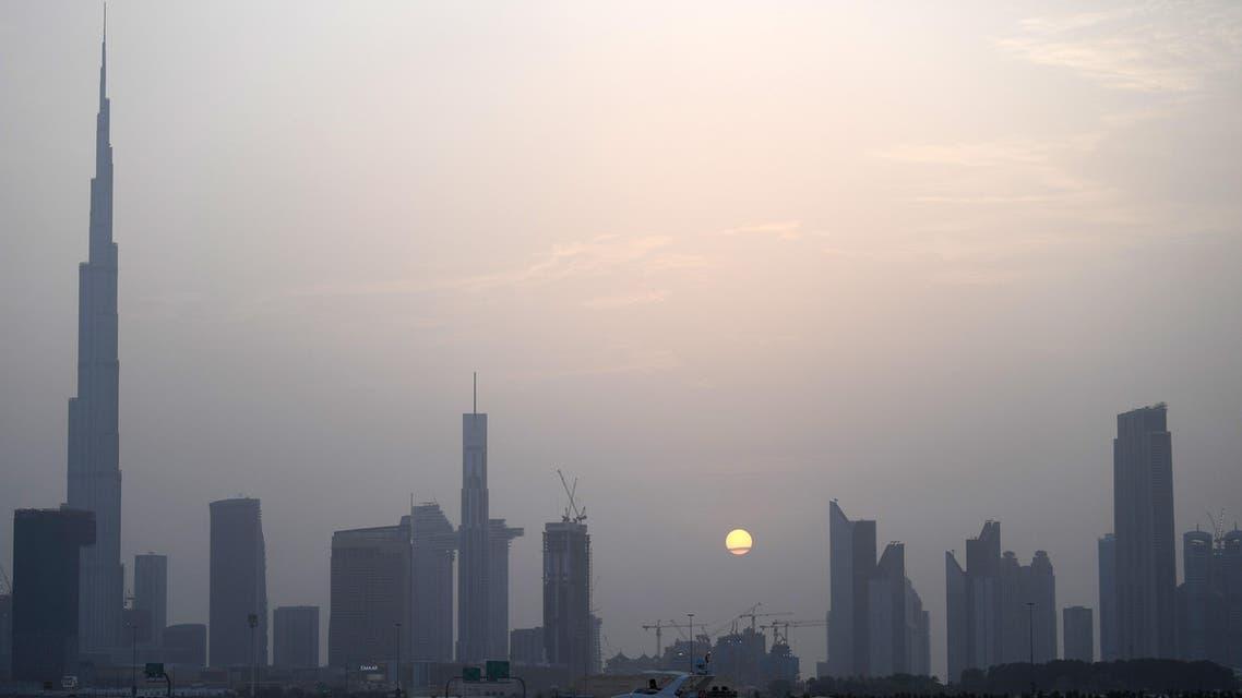 dubai skyline (AFP)