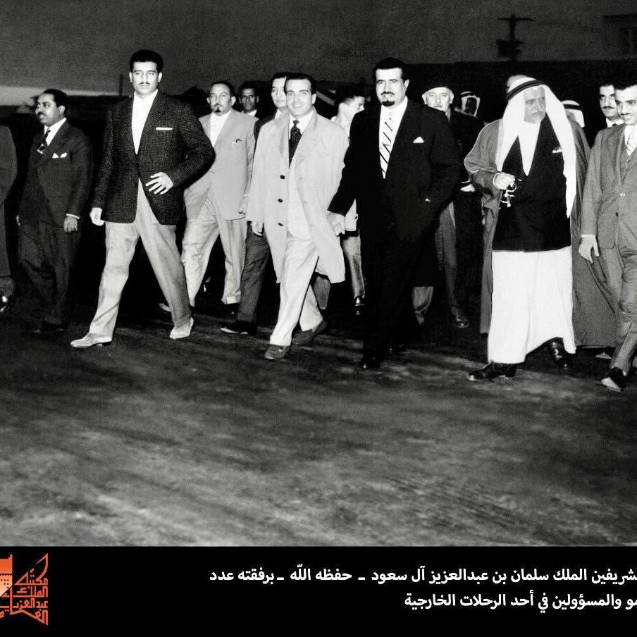 50 صورة تجذب زوار المعرض التاريخي للسعودية
