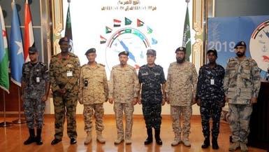 انطلاق مناورات الموج الأحمر 2 البحرية بين السعودية ومصر