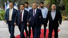 Arab lawmakers in Israel endorse Gantz for PM