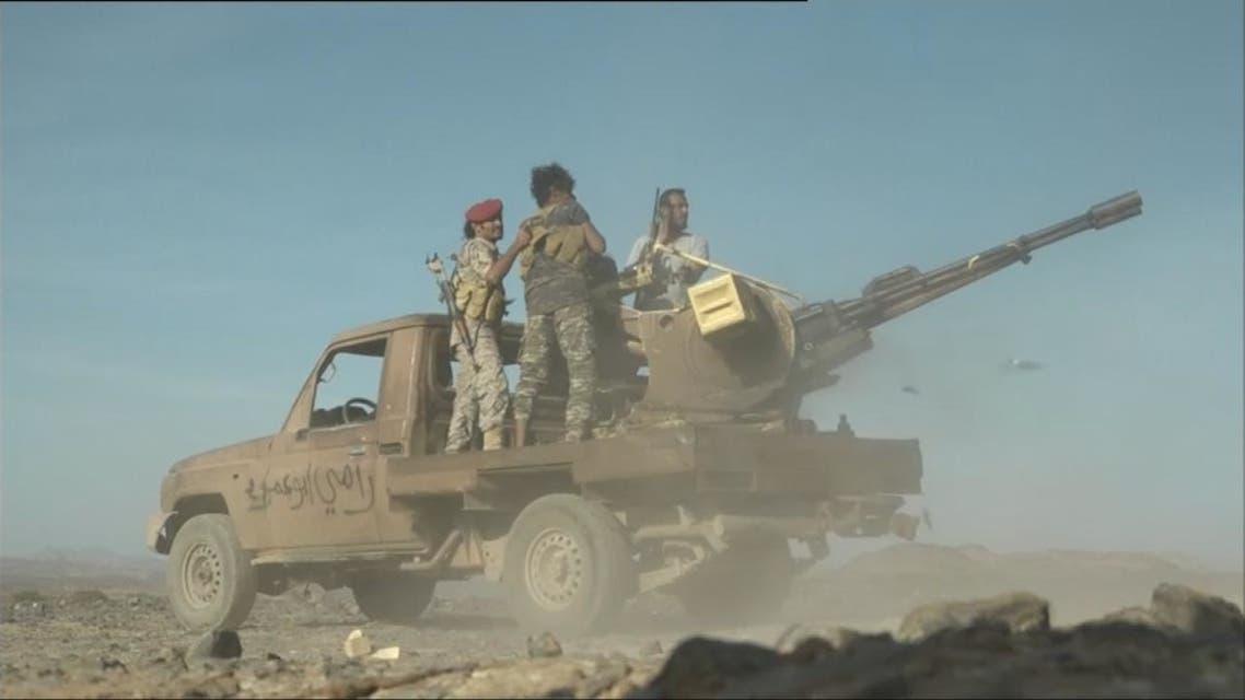 الحدث توثق سيطرةَ الجيشِ الوطني على أخرِ قممِ جبال عار  في صعدة