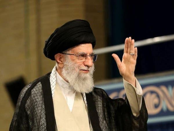 المرشد الإيراني علي خامنئي