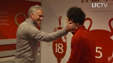 مورينيو ينتقد محمد صلاح بسبب عدم مساعدة فريقه