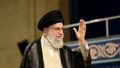 """خامنئي يصف احتجاجات العراق بـ""""المؤامرة"""""""