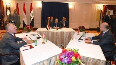 قمة مصرية أردنية عراقية.. ملفات مهمة على الطاولة