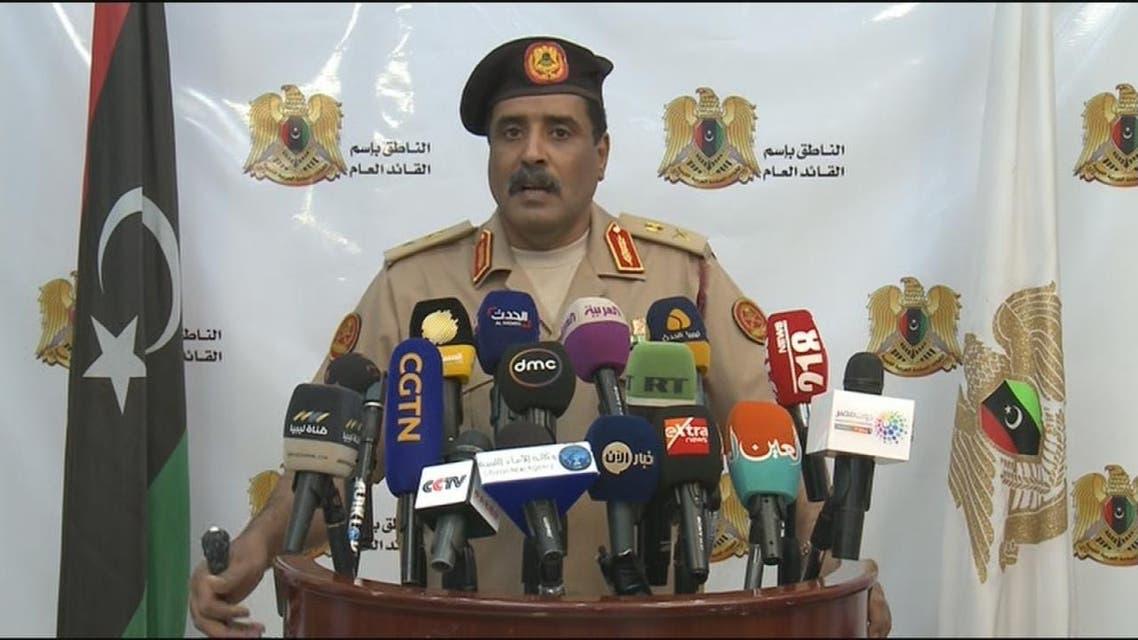 THUMBNAIL_ المسماري: السراج مسؤول عن تجنيد الأطفال والزج بهم لساحات القتال