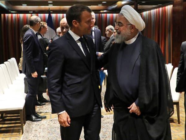 ماكرون: حان الوقت لإيران كي تتخذ خطوات لنزع فتيل التوتر