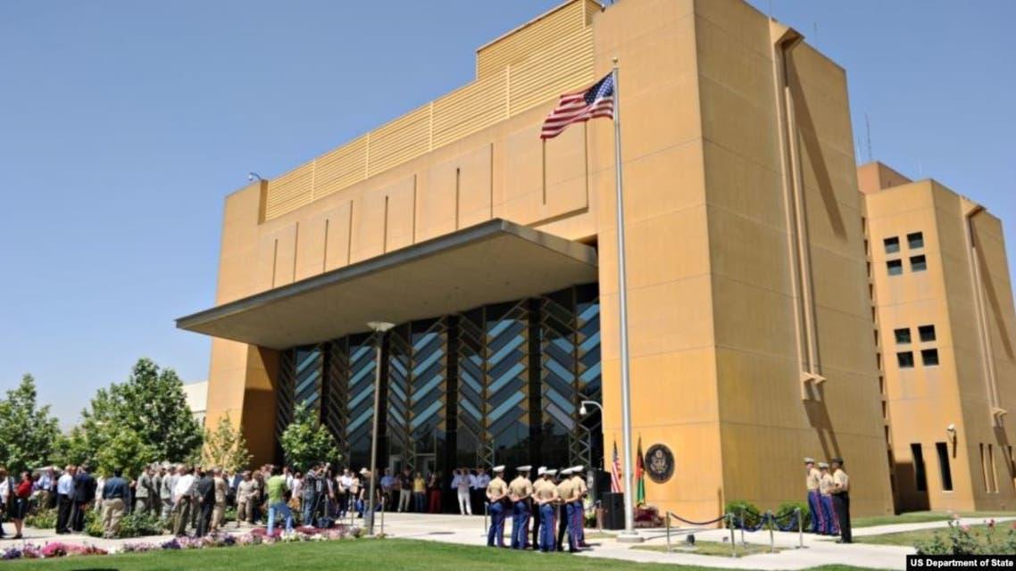 ابراز نگرانی سفارت امریکا در کابل بخاطر امنیت و تقلب در انتخابات افغانستان