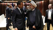 Iran's Rouhani says he is open to discussing small changes to nuclear deal