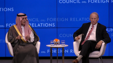 Al-Jubeir: International community has to 'be firm with Iran'