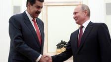 Putin urges dialogue between Venezuela's Maduro, opposition
